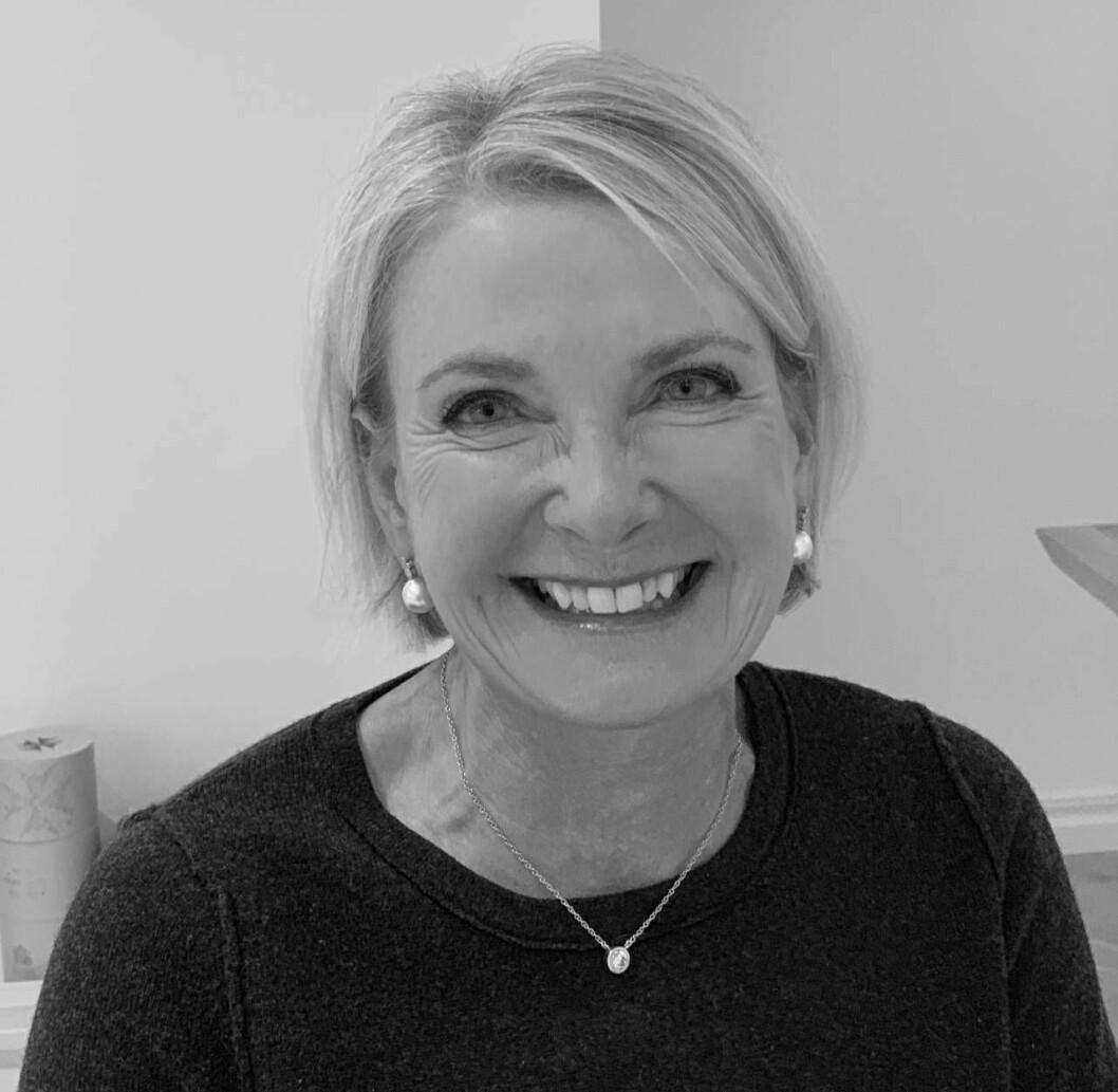 Sofie Cronholm är tandhygienist.