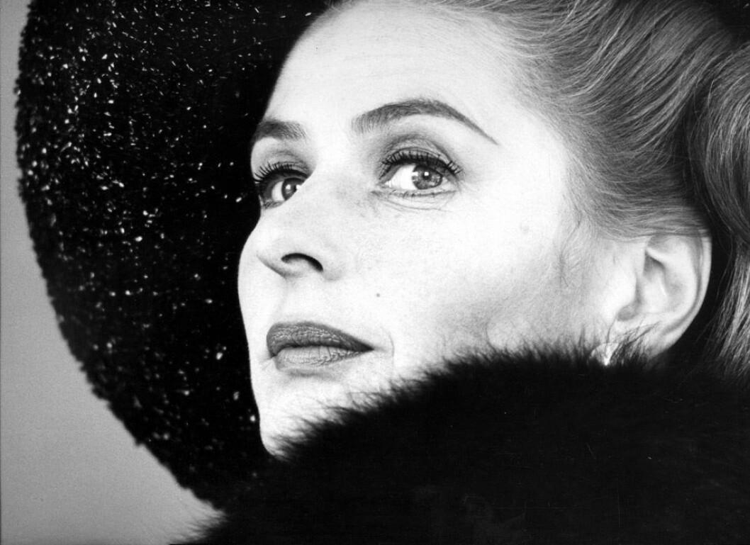 Ingrid Bergman svensk ikon