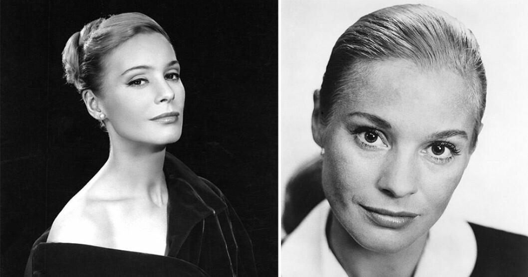 Ingrid Thulin svensk ikon