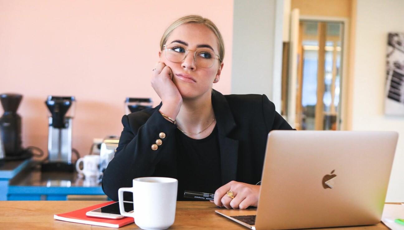 En introvert kvinna som önskar att hennes chef visste mer om introverta.