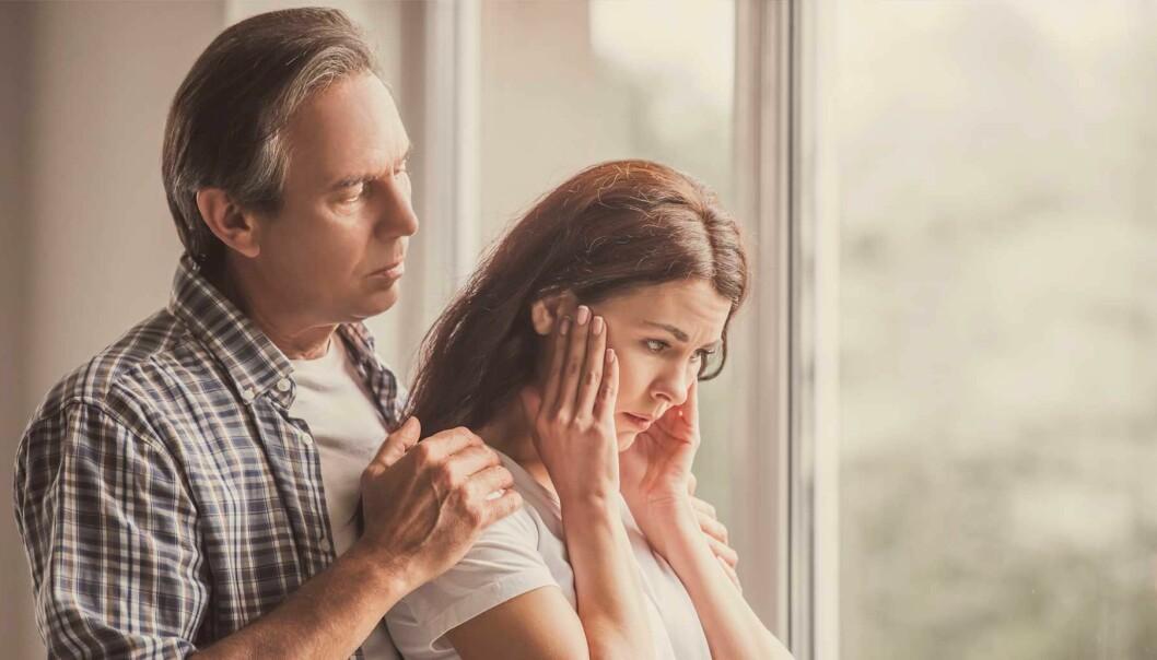 Jag tvingades lämna mannen jag älskade för att han var en missbrukare.