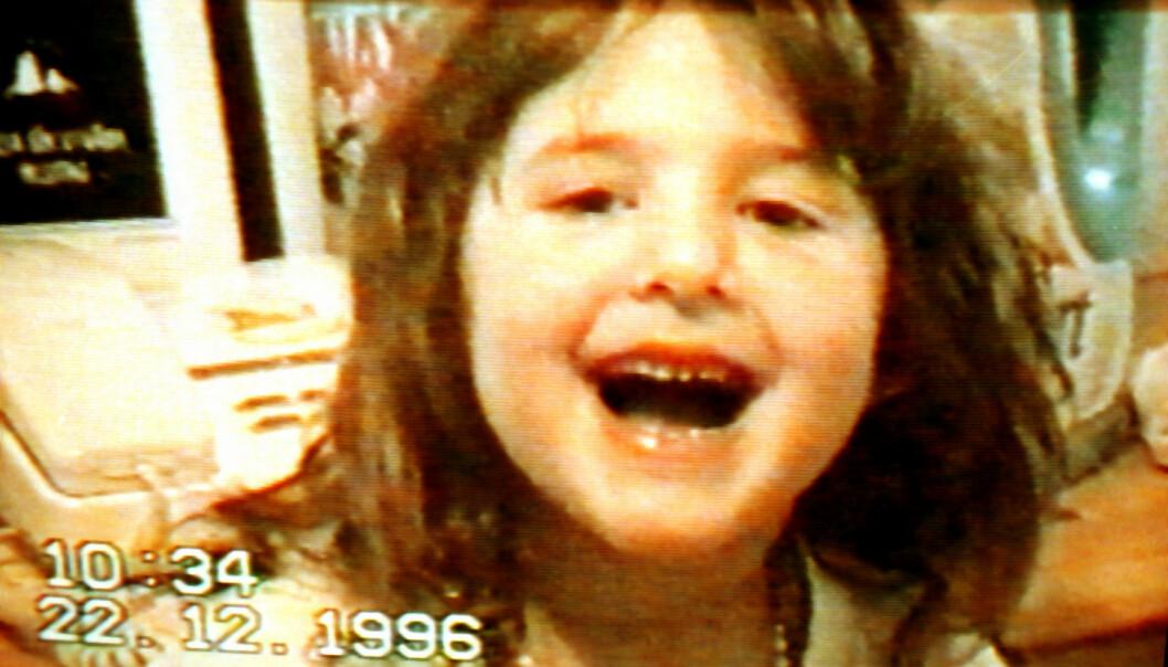 Jasmina Jasharaj, 6, som försvann från sitt hem i Sävsjö sommaren 1997.