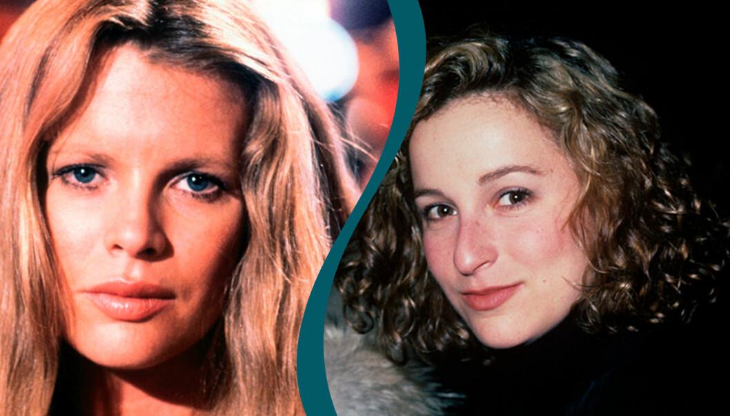 Kim Basinger spelade i James Bond och Jennifer Grey i Dirty Dancing.S