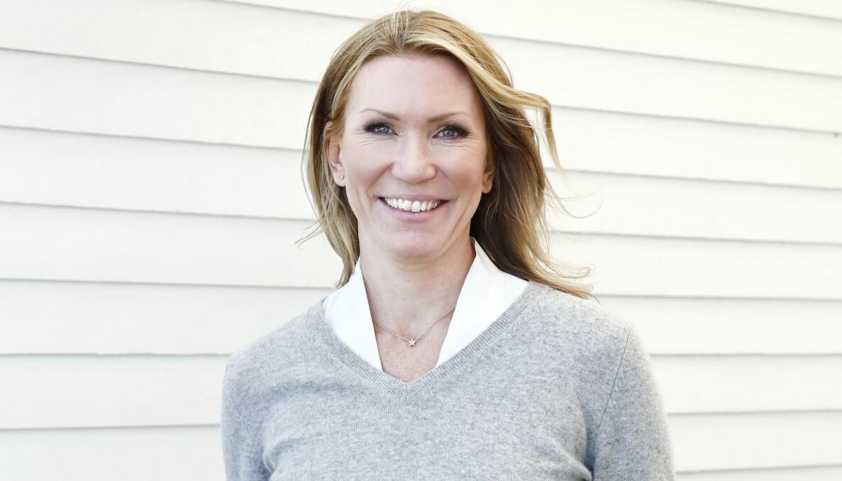 Jenny Alversjö, svensk programledare och nyhetsankare i TV4
