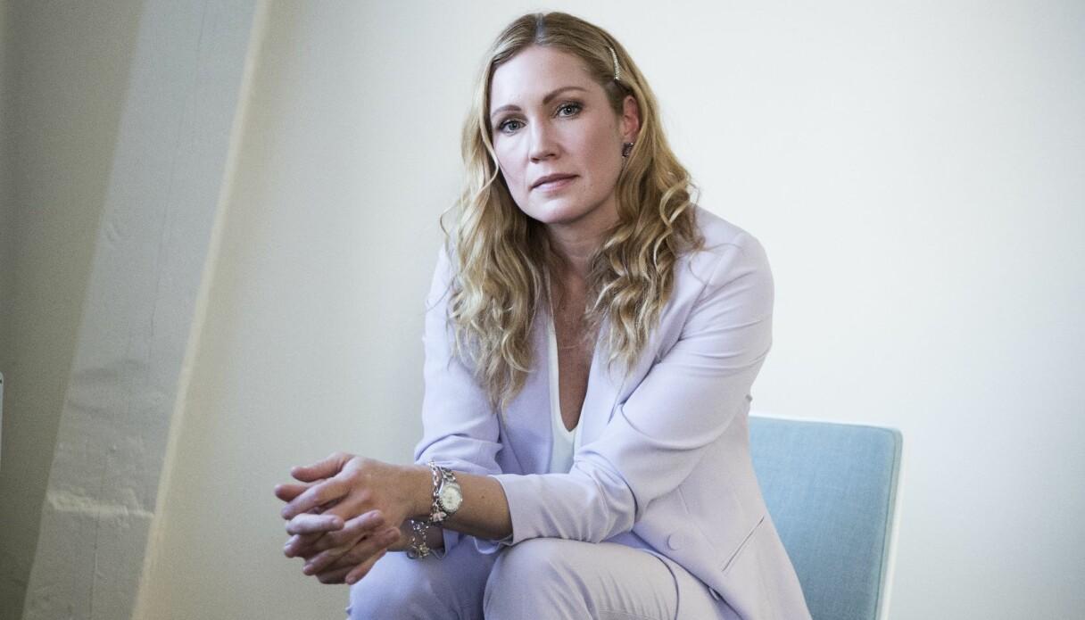 Jessica Almenäs berättar om tuffa tiden under och efter corona.