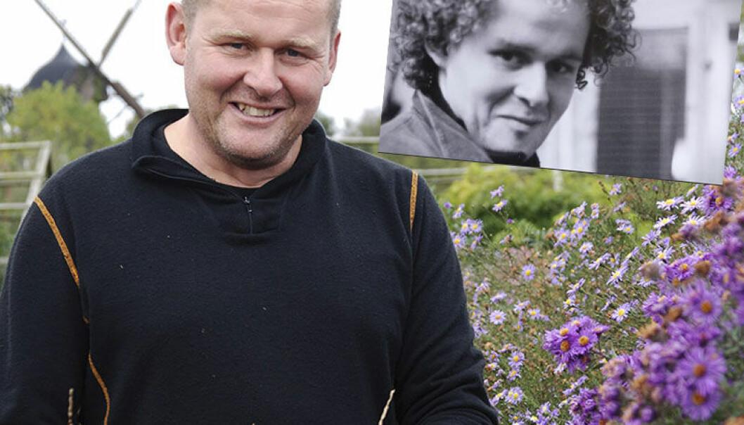I Trädgårdstider återvänder John Taylor till rötterna i Sheffield.
