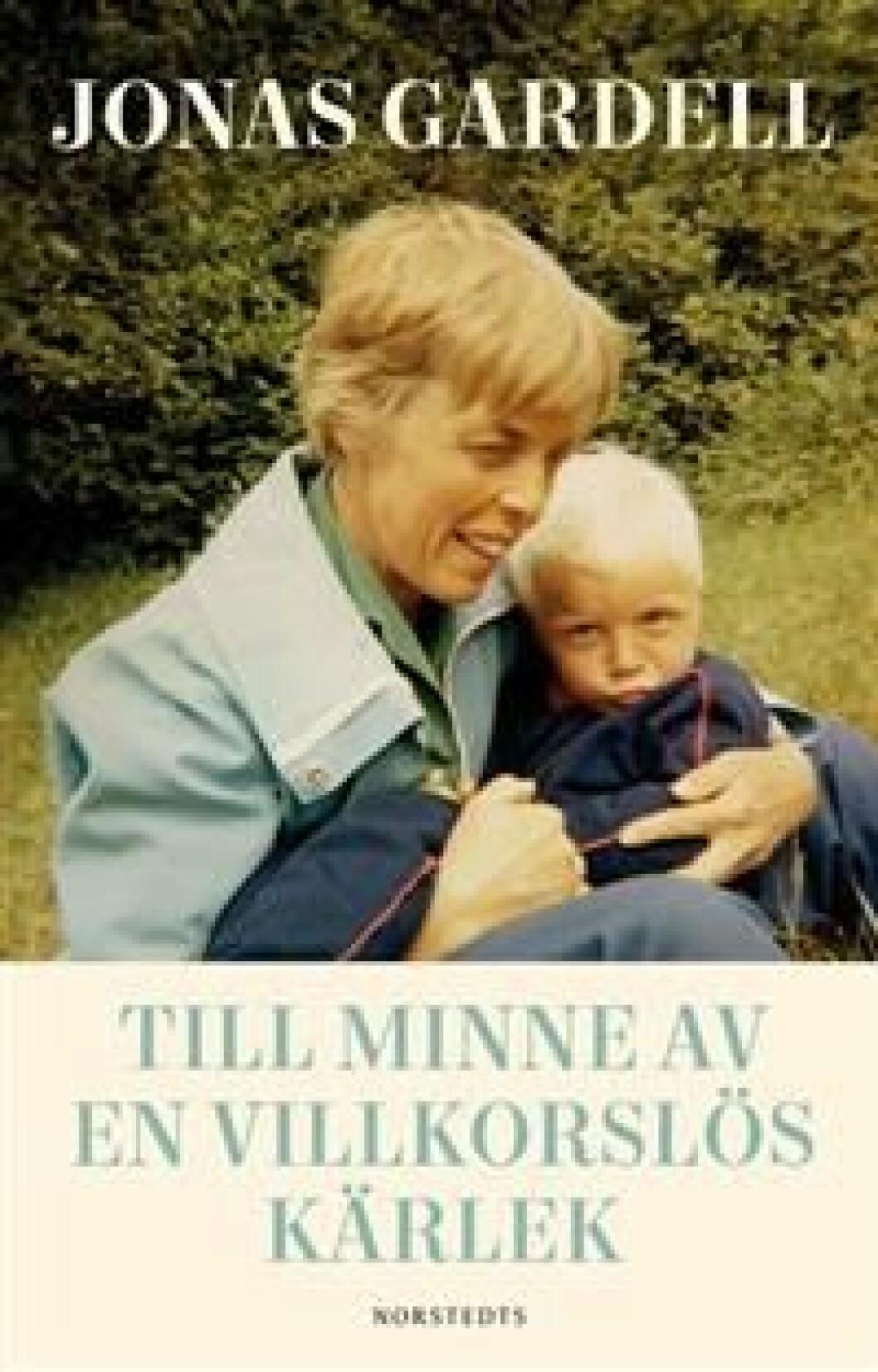 Jonas Gardells bok om mamma