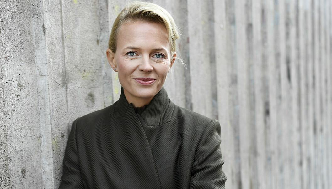 Porträtt av Josephine Bornebusch