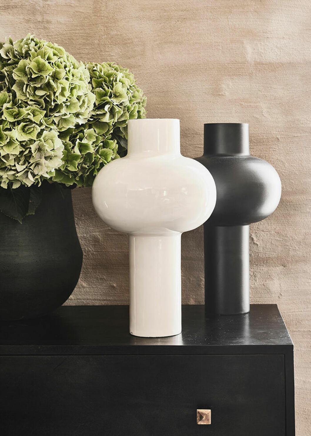 Vaser från Jotex hösten 2019