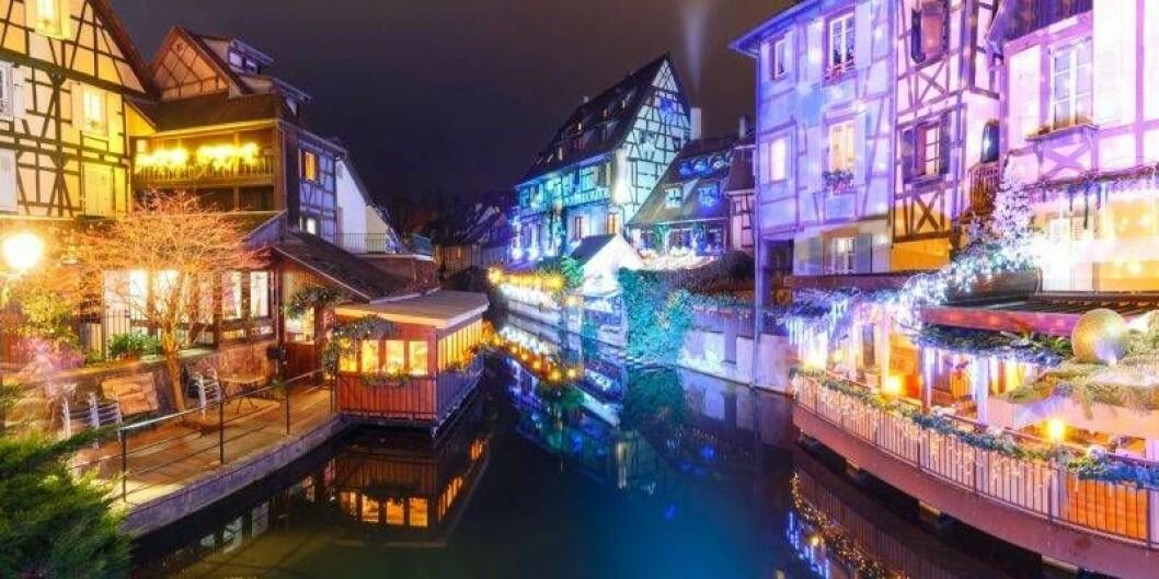 Jul i Colmar