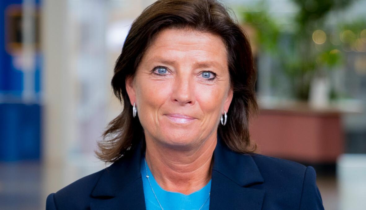 Caroline Törnquist.