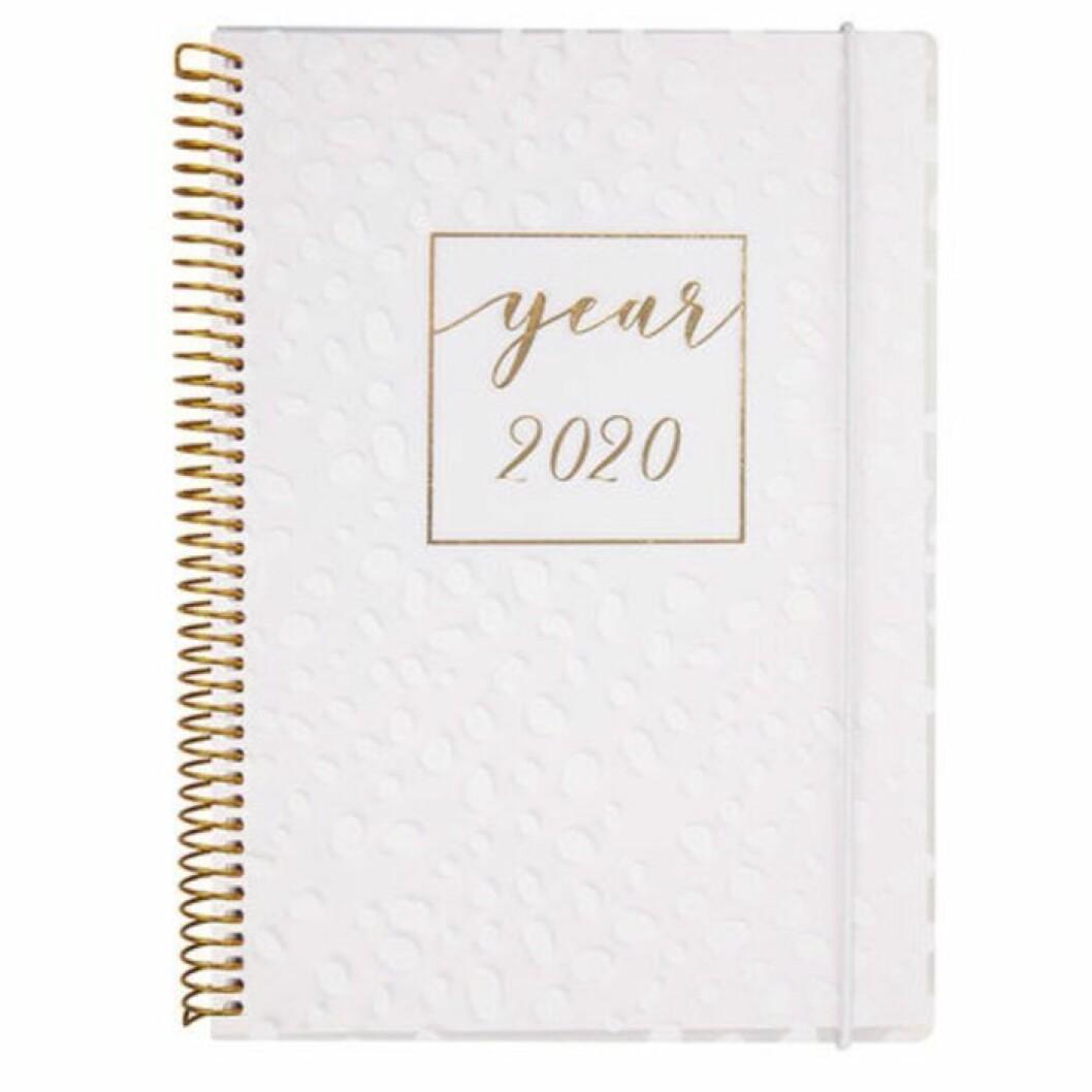 Kalender för 2020 från Burde