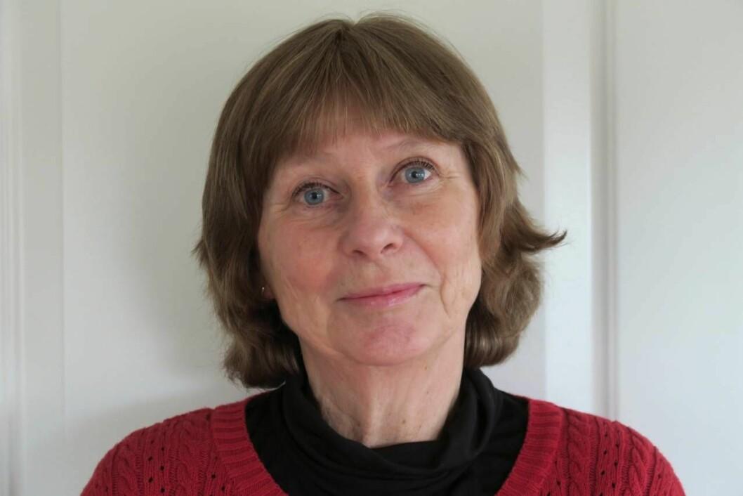 Karin Allenström är specialpedagog.