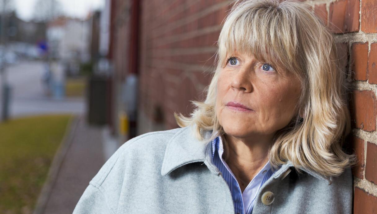 Katrin Thorsell känner sorg varje dag sedan hennes son Simon tog sitt liv.