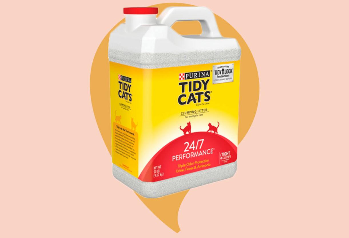 Kattsand från Tidy Cats