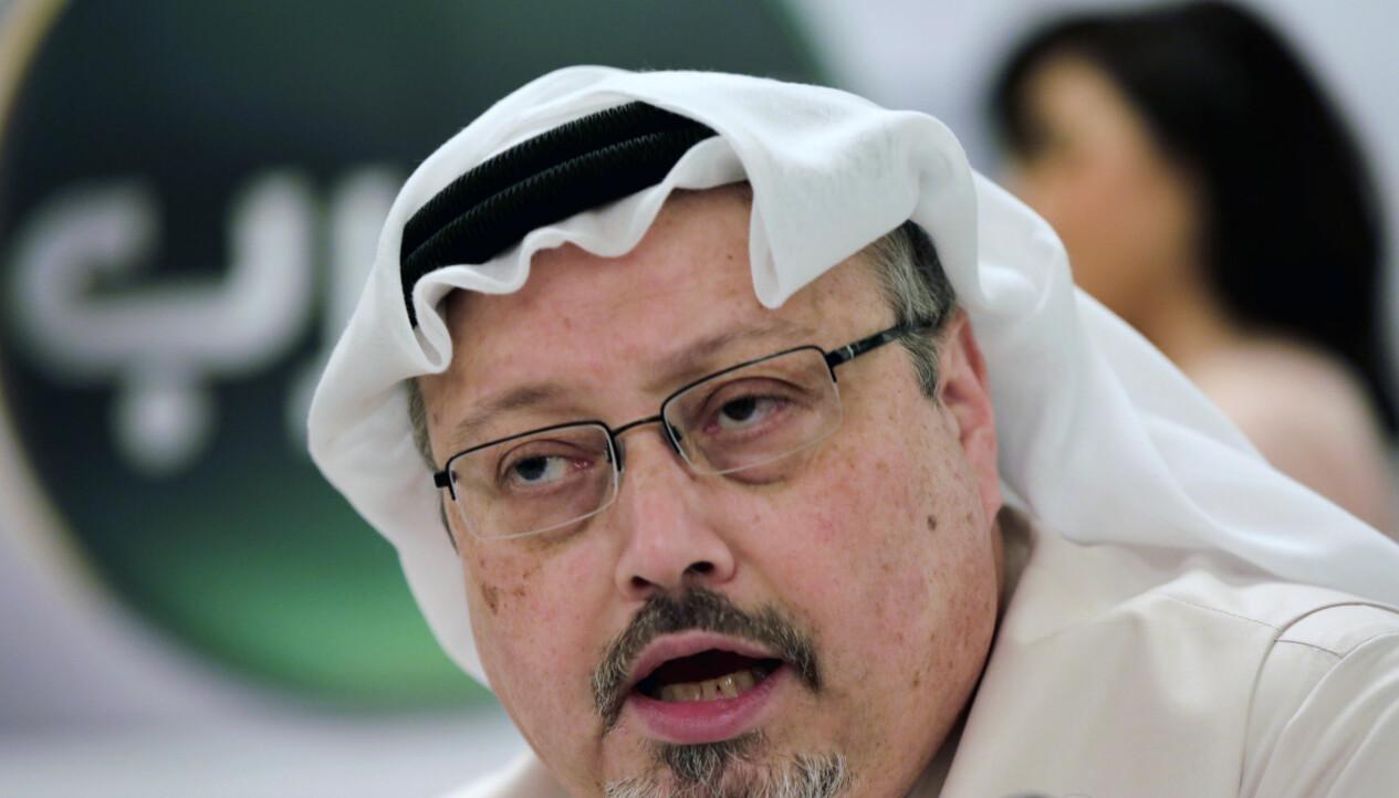 Dissidenten Jamal Khashoggi