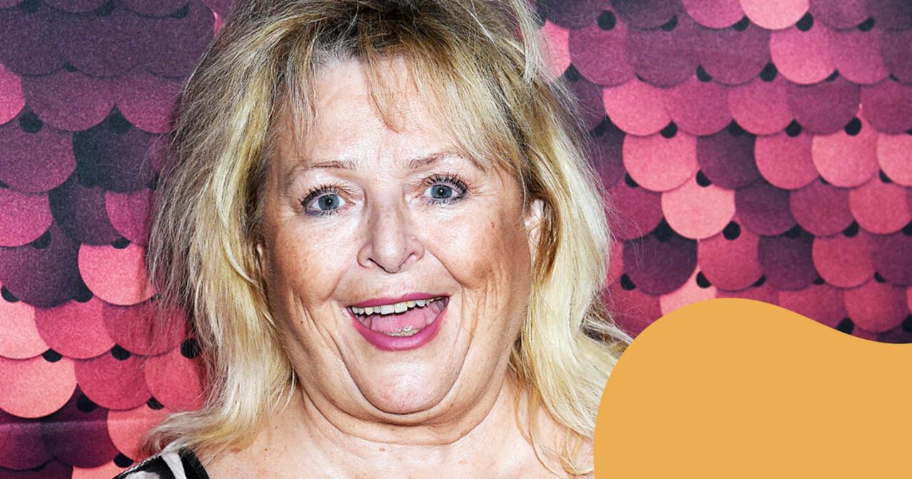 Kikki Danielsson Melodifestivalen 2020.