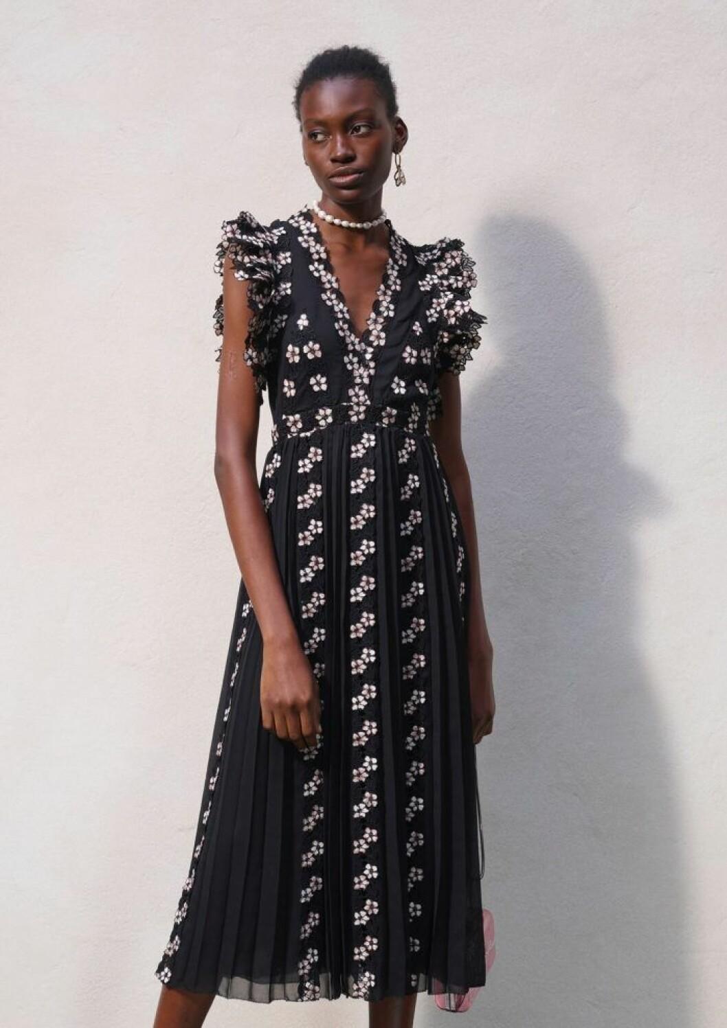 Giambattista Valli x H&M klänning.