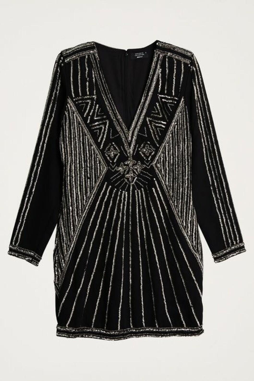Festlig klänning från Gina tricot