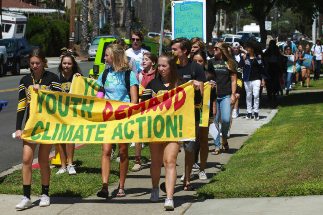 Klimatstrejk