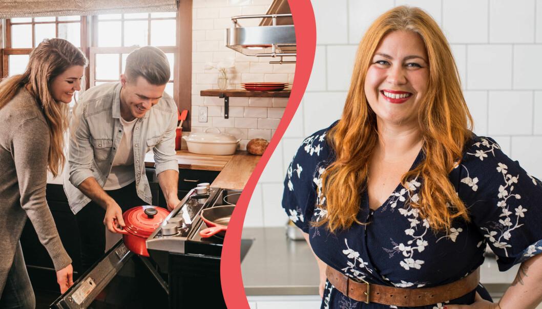 Kocken Sandra Palmqvist tipsar om prylar som underlättar för dig i köket.