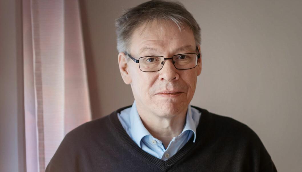 Krister Petersson tillträdde som förundersökningsledare för Palmeutredningen 2017