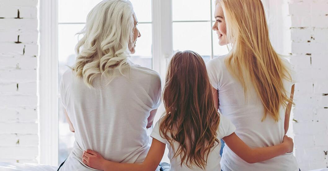 Vad kan man ställa för krav på sina barns mormor och farmor?