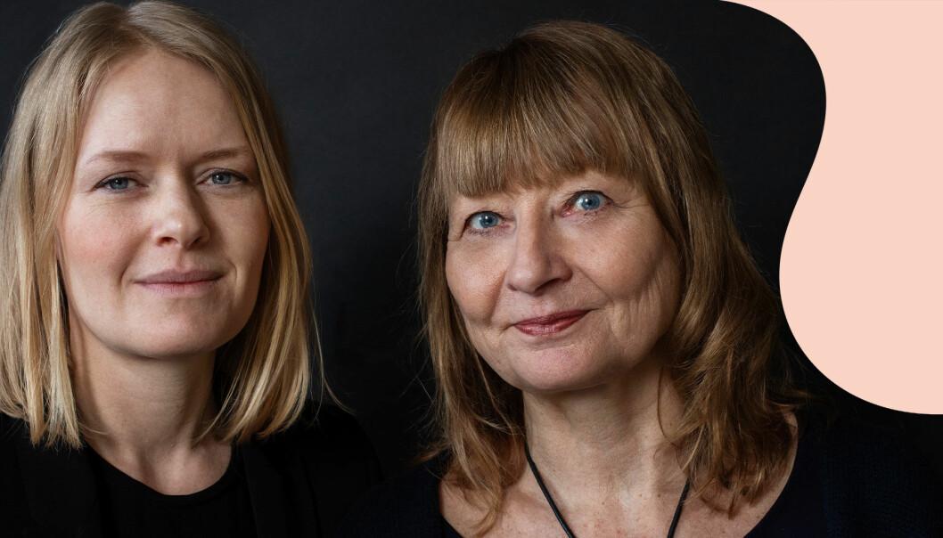 Kristina Edblom och Kerstin Weigl har skrivit boken I händelse av min död, utgiven 2019.