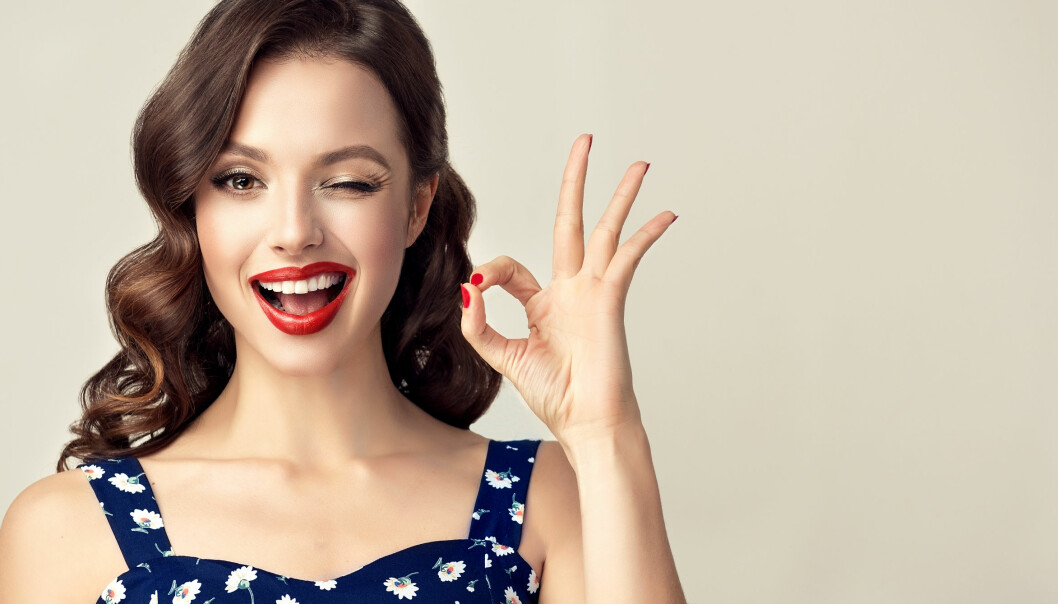 Kvinnor porträtteras ofta som någon som ska behaga med sin kropp i reklam.