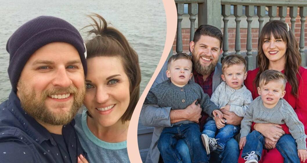Kyle och Jennifer fick tre söner.