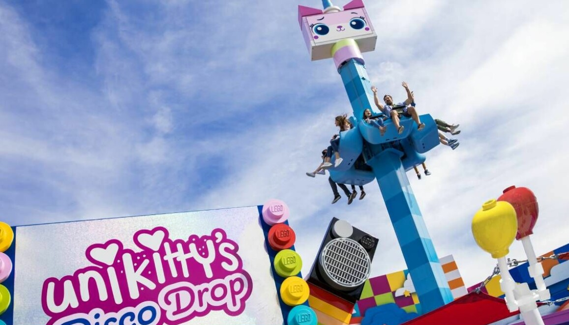 Legoland söker nya medarbetare – som kan prova deras nya åkattraktioner.