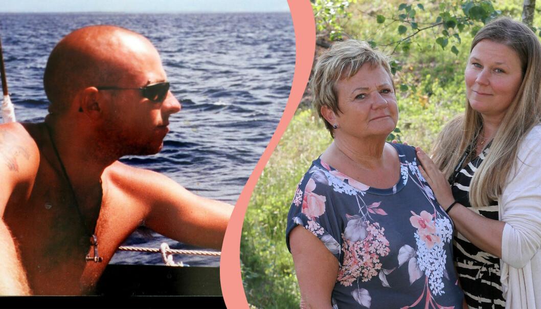 Mikael Ivarsson försvann 25 juli 2004 och hans mamma Lena och syster Linda berättar om hur det var när han försvann och hur de hanterar förlusten och ovissheten.