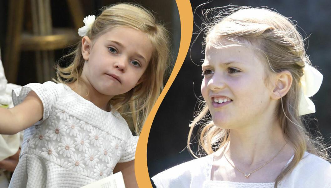 Leonore och Estelle