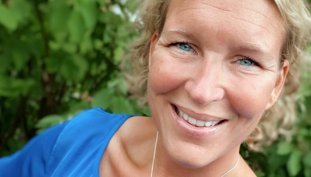 Linda Wemmert led av inkontinens