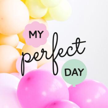My perfect day –bröllop, bröllopsdekorationer och kalasprodukter
