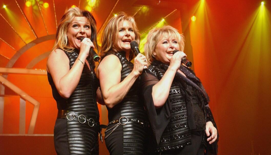 Lotta Engberg, Elisabeth andreassen och Kikki Danielsson återförenas med supergruppen Kikki, Bettan och Lotta.