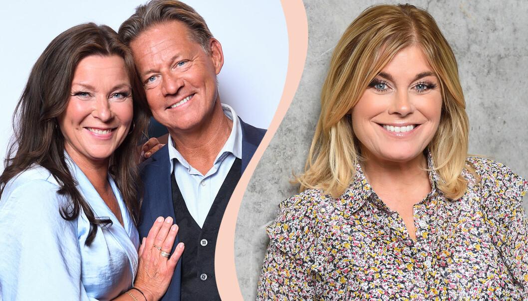 Lotta Engberg och Mikael Sandström påbörjade sin romans 2020, efter att Lotta sagt att Mikael såg trevlig ut i en intervju med Aftonbladet.