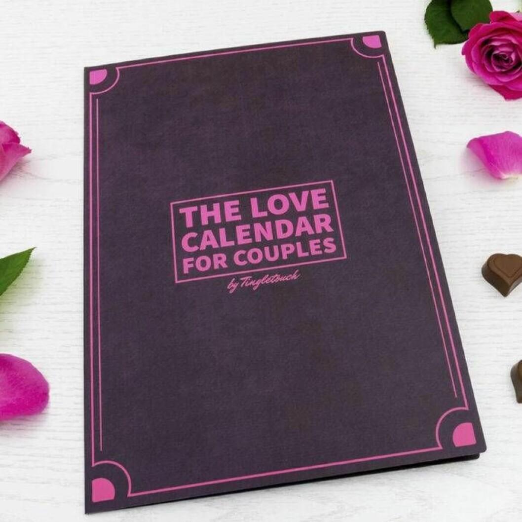 The Love Calendar for Couples
