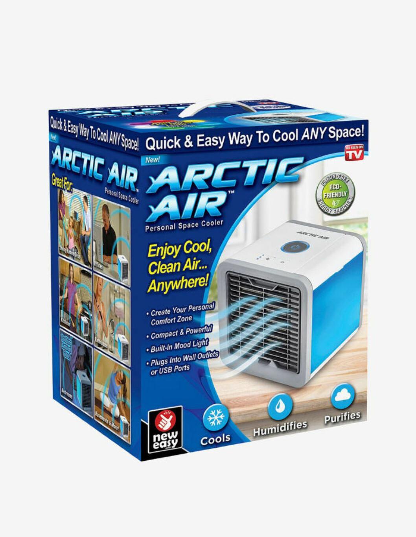 Luftkylare för mer svalka hemma i sommar