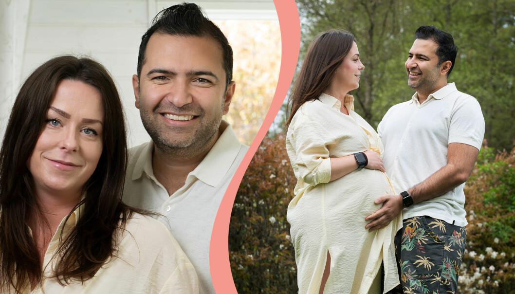 Madeleine och Sina har kämpat för att få barn i tio år.