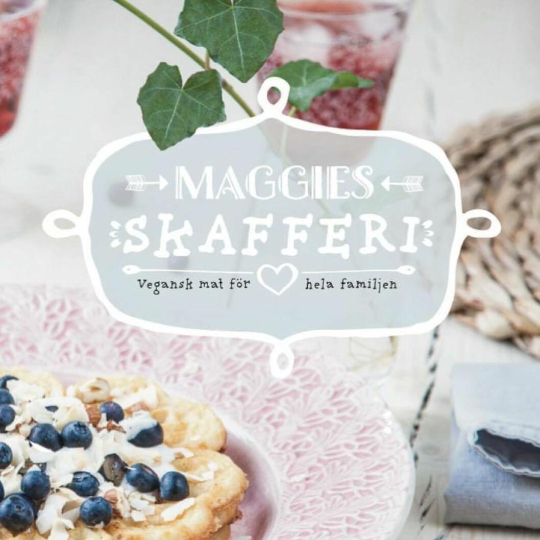 Maggies skafferi – vegansk mat för hela familjen av Maggie Bergius