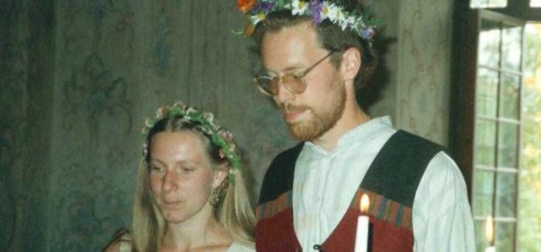 Marie och Gustav Mandelmann träffades på en konstskola i Bohuslän.