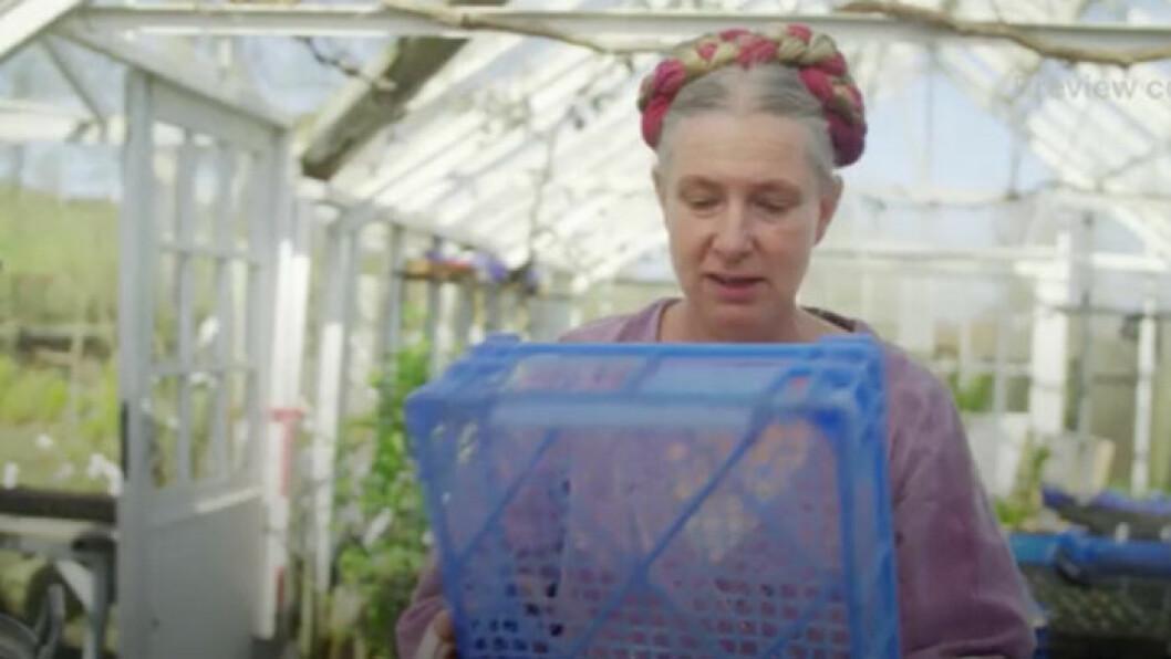 Marie Mandelmann bjuder på odlingsknep.