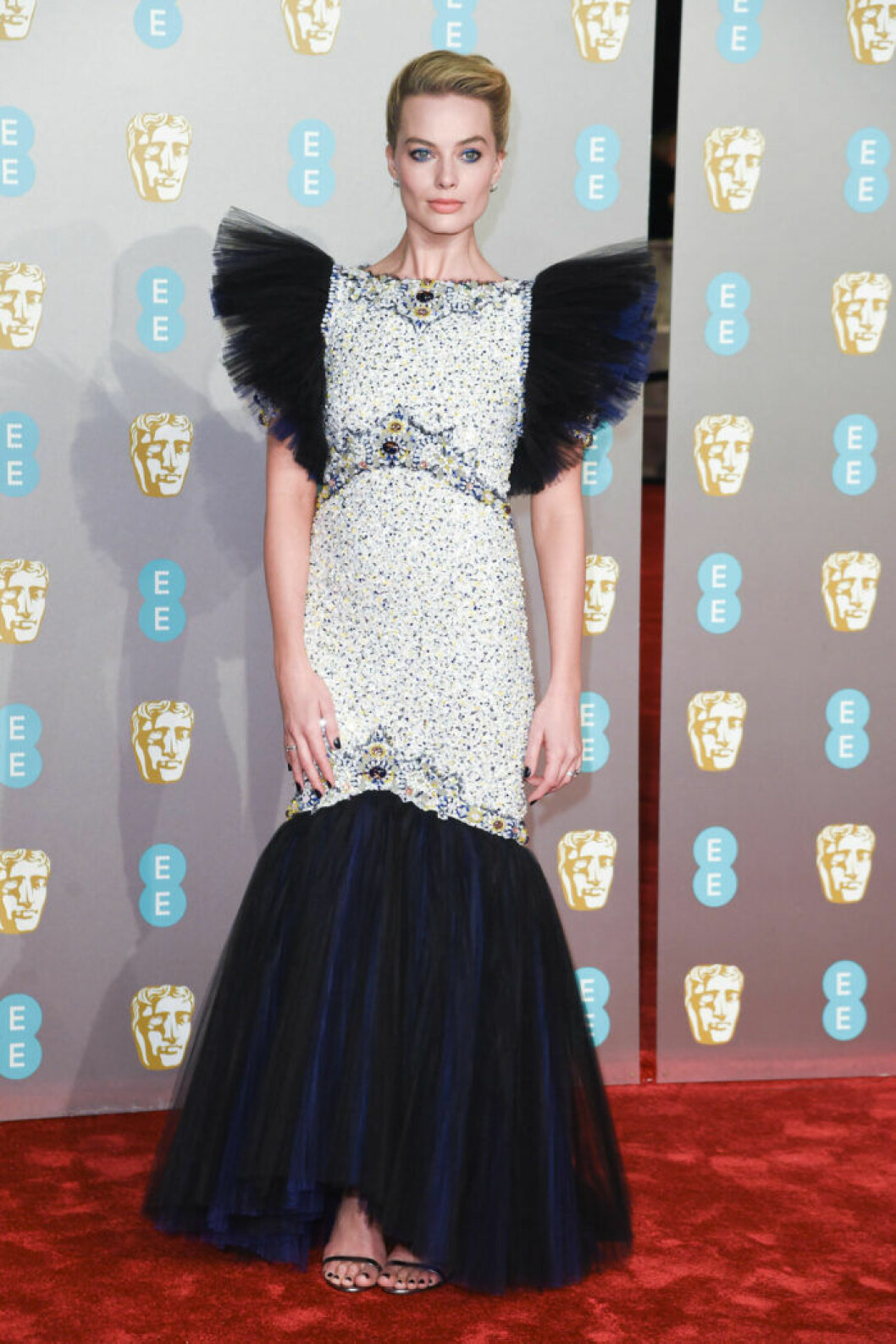 Margot Robbie på BAFTA 2019