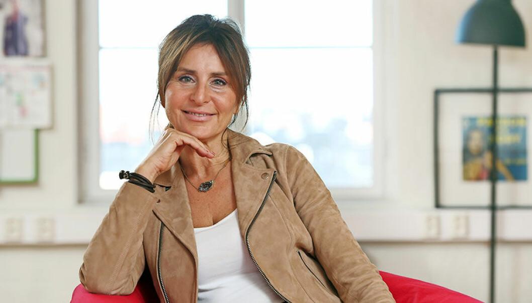 Maria Borelius slapp ryggont - med antiinflammatorisk mat