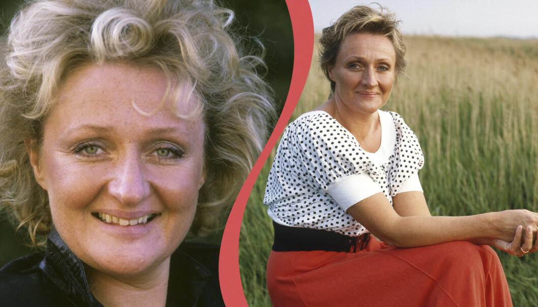 Marianne Mörck 1997 och 1989