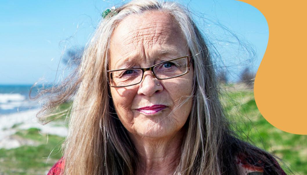 Porträtt av Marianne Rydén