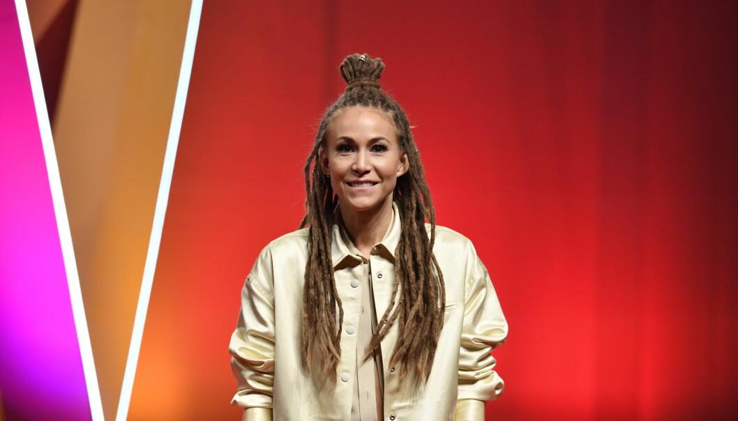 Mariette är en av artisterna i Melodifestivalen 2020.