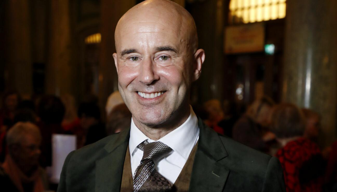 Mark Levengood ska programleda SVT:s En kväll tillsammans.