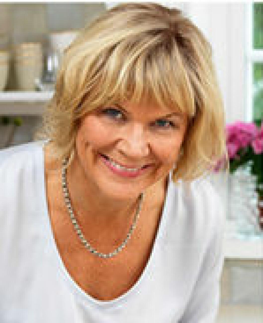 Matmagasinets chefredaktör Maud Onnermark